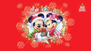 Мickey-and-Мinnie-Merry Christmas ...