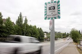 Alberta Red Light Ticket Province Starts Testing Speed Cameras In Surrey