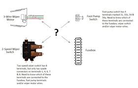 105 wiper wiring problem alfa romeo bulletin board & forums wiper switch wiring diagram 79 ford truck Wiper Switch Wiring Diagram #18