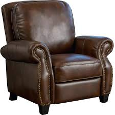 dark brown leather recliner chair. Fascinating Brown Recliner Chair Leather Sale . Dark L