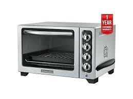 terrific kitchenaid 12 countertop oven countertop kitchenaid kco223cu 12 inch convection countertop oven