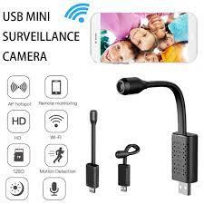 Camera mini thông minh U21 HD Camera Wifi USB Giám sát thời gian thực