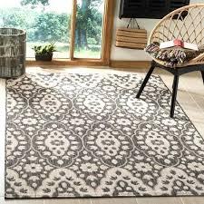 by tulip medallion black beige area rug martha stewart rugs home depot
