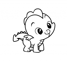 Dragon coloring pages for adults. Baby Dragon Coloring Pages Coloring Rocks