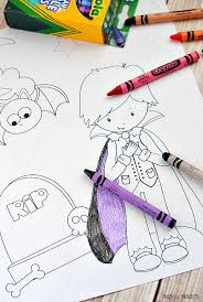 We hope you will enjoy these halloween coloring pages, coloring sheets and coloring book pictures. Cute Free Printable Halloween Coloring Pages Crazy Little Projects