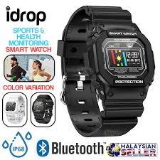 idrop Microwear <b>X12 Smart Watch</b> Multisport Tough Design | iDrop