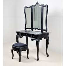 antique black bedroom furniture. Bedroom : Furniture Mirrors For Bathrooms Table And Mirror Mirrored Finish Vanity Pleasureable Black Antique Dressing Wooden