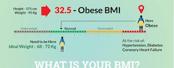 Are You Obese Chart Bmi Calculator Calculate Your Body Mass Index Online