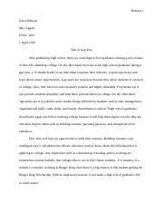this article is helpful in writing my i search essay because it 5 pages take a gap year last essay 2