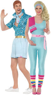Fesselnd Couples Ken And Barbie Fancy Dress Costume. Previous. Image 1 Sc 1 St Fancy  Me Limited