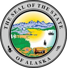 Information Flags - Maps Symbols Capital Alaska Constitution State Songs