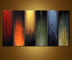 chakra art inspiration original abstract art paintings by osnat home decor painting