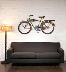>bicycle wall art decor plush design ideas bike wall art simple decor  bicycle wall art decor plush design ideas bike wall art simple decor industrial sculpture metal stickers