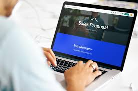 Tv Commercial Proposal Sample Sales Proposal Template Beautifully Designed Sample Proposal Qwilr