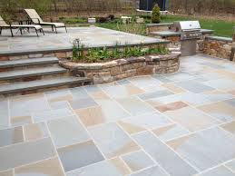 bluestone patio installation in your house diy home decorating inspiration