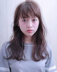 Rasuban Mamoru Style ヘアスタイル ミディアム パーマ 前髪あり