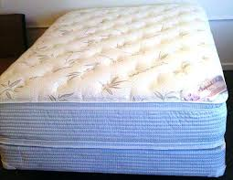 Double Sided Pillow Top Mattress King Dumbfound Luxury Queen Or 24