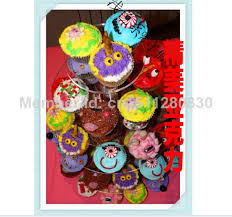 Party Food Display Stands Gorgeous 32 Tier Circular Cupcakes Birthday Party Food Display Stand The