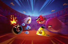 Angry Birds 2 - Play NOW! ▶️ rov.io/PlayAB2_fb