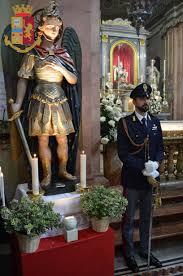 Polizia di Stato – Celebrazioni per la ricorrenza del 29 settembre di San  Michele Arcangelo Santo Patrono della Polizia di Stato a Milano e a Roma
