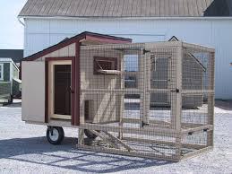 Pheasant Cage Designs Amish Pa Dutch Built Pigeon Doves Pheasant Quail Coop Pen