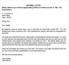 Friendly Letter Format Charming Formal And Informal Letter Sample Pdf With Additional With