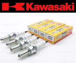 Details About Set Of 4 Ngk Cr8ek Spark Plug Kawasaki See Fitment Chart 92070 1158