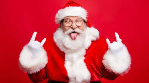 The greatest rock and <b>heavy metal Christmas</b> songs