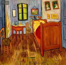 van goghs painting bedroom at arles essay