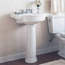 american standard retrospect pedestal sink bathroom sinks at hayneedle