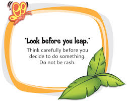 look before you leap essay write an essay look before you leap acirc westar