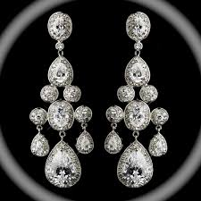 bellissima royal collection couture statement chandelier wedding earrings great