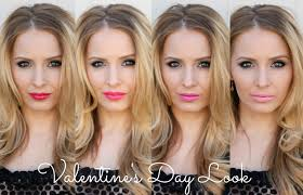 valentine s day or date night makeup tutorial beauty tips