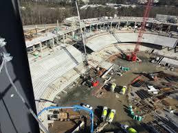 Atlanta Braves Stadium Design Atlanta Braves Plan A Zip Line Across Forthcoming Suntrust