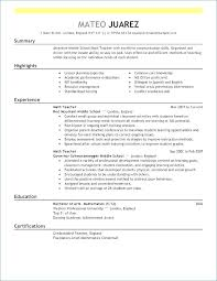 Resumes For Preschool Teachers Resumes For Preschool Teachers