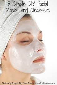 make your own face mask. Simple Face Naturally Frugal Tip Make Your Own Facial Masks And Cleansers To Face Mask N