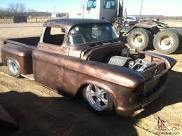 Chevy Rat Rod Pickup