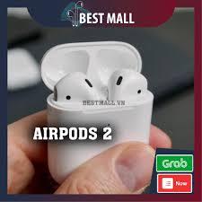 Tai Nghe Bluetooth Iphone Airpods 2 - Cảm Ứng Đa Điểm Full Chức Năng (Định  Vị - Đổi Tên - Sạc Không Dây) Cao Cấp Nhất tại TP. Hồ Chí Minh