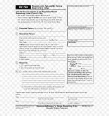 Document Restraining Order North Carolina Form Domestic Violence ...