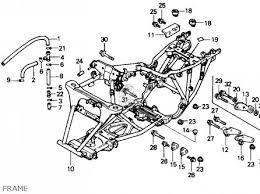 honda 300 fourtrax wiring schematic honda image 1988 honda fourtrax 300 wiring diagram 1988 image on honda 300 fourtrax wiring schematic