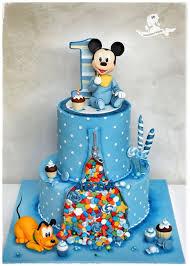 12 Baby Boy First Birthday Cake Designs Samea Mom