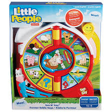 Fisher Price See N Say | ToysRUs $20 - Billy birthday | Fisher ...
