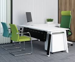 office desking. executive task operator and breakout seating from elite office furniture desking