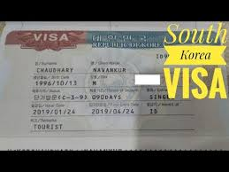 Youtube Process Documents Island amp; Visa Required Cost - Jeju South Korea