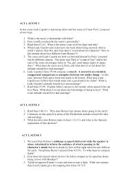 romeo and juliet essay question act apa format template  romeo and juliet essay question act 1