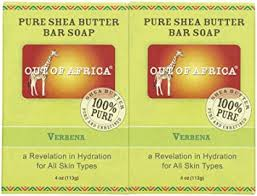 Out Of Africa Organic Shea Butter Bar Soap ... - Amazon.com