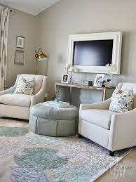 Love this sitting area in a master bedroom!   Sita Montgomery Interiors:  Local Client