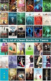 List books for girl teens