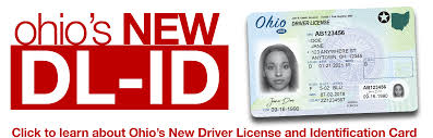 ohio s new driver license and identification card