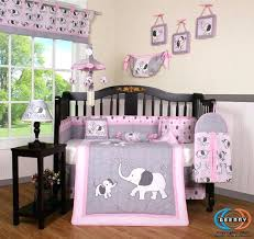 pink elephant crib bedding adorable pink and grey elephant crib bedding set pink and grey elephant pink elephant crib bedding